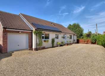 Thumbnail 4 bed detached bungalow for sale in Wheatley Avenue, Uppingham, Oakham