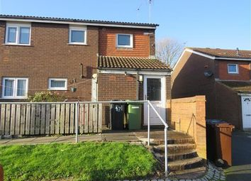 Thumbnail 3 bed flat to rent in Bardwell Close, Wolverhampton
