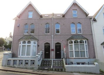 Thumbnail 1 bed flat for sale in Napier Terrace, Mutley, Plymouth