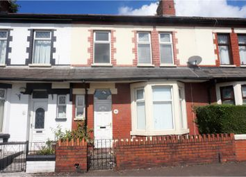 Thumbnail 3 bed terraced house to rent in Leckwith Road, Cardiff
