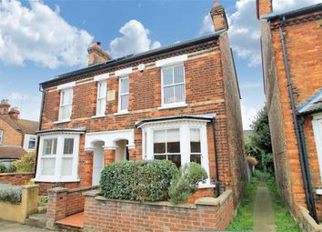Thumbnail 2 bed semi-detached house for sale in Sandhurst Place, Bedford