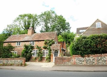Thumbnail 2 bed cottage to rent in Forge Hill, Hampstead Norreys, Thatcham