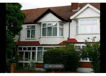 Thumbnail 4 bed terraced house to rent in Thornton Road, London