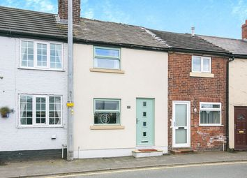 Thumbnail 2 bed terraced house to rent in Chester Road, Middlewich