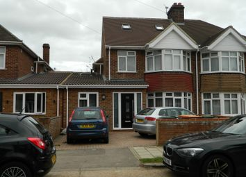 Thumbnail 5 bed semi-detached house for sale in Chestnut Avenue, Bedford