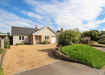 Thumbnail 3 bed detached house for sale in Station Road, Fulbourn, Cambridge