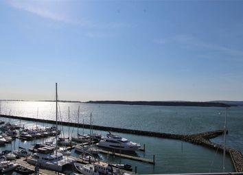 Thumbnail 3 bedroom flat for sale in The Quay, Poole, Dorset