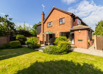 Thumbnail 5 bed detached house for sale in St Georges Walk, Benfleet