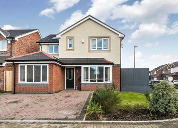 Thumbnail 4 bed detached house for sale in Parc Castell, Llandudno Junction, Conwy, North Wales