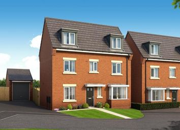 "Thumbnail 4 bed property for sale in ""The Overton At Lyndon Park"" at Harwood Lane, Great Harwood, Blackburn"