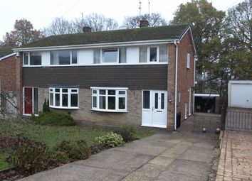 Thumbnail 3 bed semi-detached house for sale in Hall Royd Walk, Silkstone Common, Barnsley