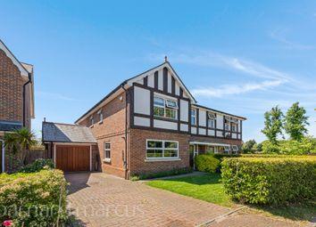 4 bed semi-detached house for sale in Hornbeam Gardens, New Malden KT3