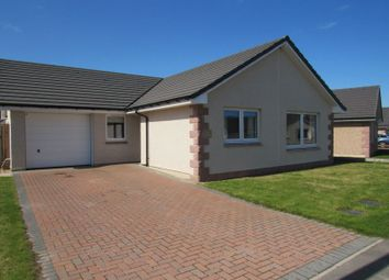 Thumbnail 3 bedroom bungalow for sale in Modern Three Bedroom Bungalow For Sale, Lochloy, Nairn
