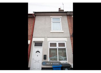 Thumbnail 2 bed terraced house to rent in Raven Street, Derby