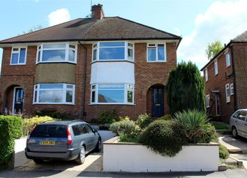 Thumbnail 4 bedroom semi-detached house for sale in Langley Crescent, St Albans, Hertfordshire