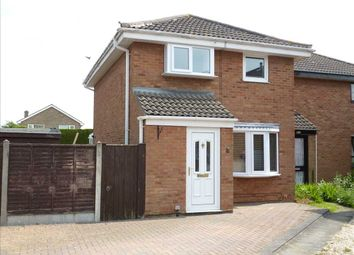 Thumbnail 3 bed semi-detached house for sale in Orion Way, Laceby Acres, Grimsby