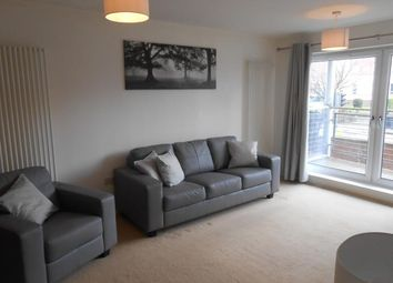 Thumbnail 2 bed flat to rent in Drybrough Crescent, Edinburgh