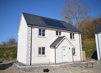 Thumbnail 3 bed detached house for sale in Rhydyfelin, Aberystwyth
