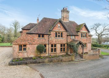 Thumbnail 6 bed detached house for sale in Horns Hill, Hawkhurst, Cranbrook