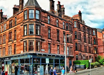 Thumbnail 3 bed flat to rent in 3/2, 100 Crown Road North, Hyndland, Glasgow