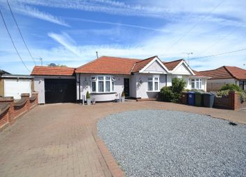 Thumbnail 5 bed bungalow for sale in Central Avenue, Corringham, Stanford-Le-Hope