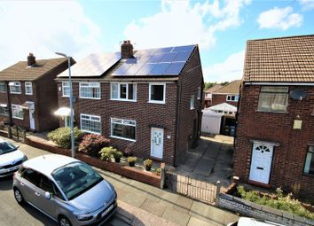 Thumbnail 3 bed semi-detached house for sale in Belgrave Road, Cadishead, Manchester