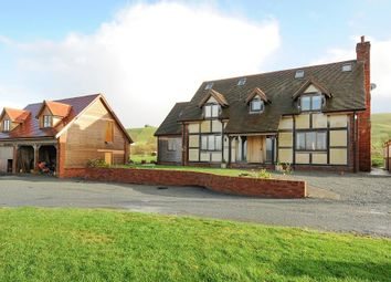 Thumbnail Commercial property for sale in St. Harmon, Rhayader