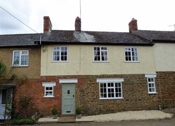 Thumbnail 3 bed terraced house for sale in Church Street, Charwelton, Northamptonshire