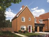 Thumbnail 3 bedroom detached house for sale in The Street, Bramford, Suffolk
