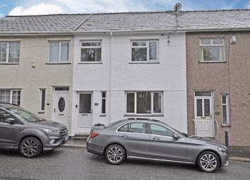 Thumbnail 2 bed terraced house to rent in Extended House, St. Johns Crescent, Newport