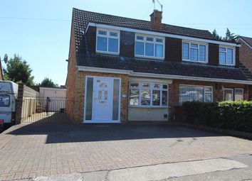 Thumbnail 3 bed semi-detached house for sale in Rookery Way, Whitchurch, Bristol
