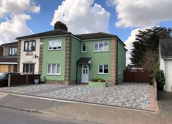 Thumbnail 3 bed semi-detached house to rent in Crabbe Street, Ipswich