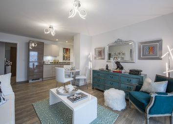 Thumbnail 1 bed flat for sale in Davigdor Road, Brighton And Hove