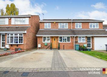 3 bed semi-detached house for sale in Woodside, Cheshunt, Cheshunt, Hertfordshire EN7