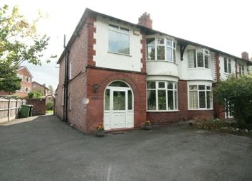 Thumbnail 4 bed semi-detached house to rent in Ashton Lane, Sale