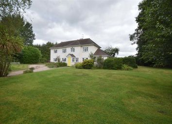 Thumbnail 4 bed detached house for sale in Bromyard Road, Crown East, Worcester