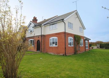 Thumbnail 4 bed semi-detached house for sale in Reading Road, Moulsford, Wallingford