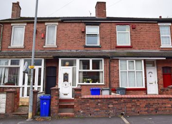 Thumbnail 2 bed town house for sale in Victoria Street, Hartshill, Stoke-On-Trent