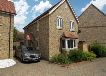 Thumbnail 3 bedroom detached house to rent in Bawlins, St. Neots