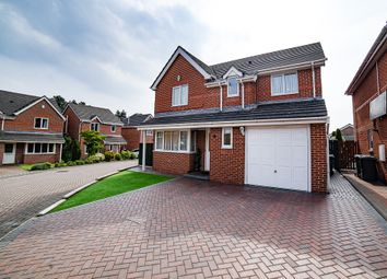 Thumbnail 4 bed detached house for sale in Shire Close, Morley