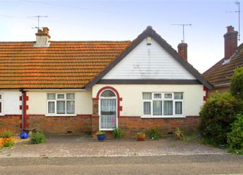 Thumbnail 2 bed semi-detached bungalow for sale in Seventh Avenue, North Lancing, West Sussex