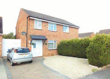 Thumbnail 3 bed semi-detached house for sale in Bernard Close, Yarnton, Kidlington