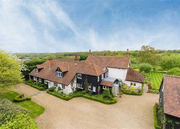 Thumbnail 5 bed detached house for sale in Ashendene Road, Bayford, Hertfordshire