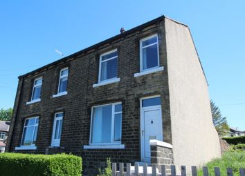 Thumbnail 2 bed semi-detached house for sale in Glenside Road, Slaithwaite, Huddersfield