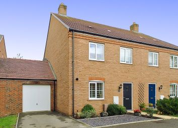 Baileys Way, Chichester PO18. 4 bed semi-detached house for sale