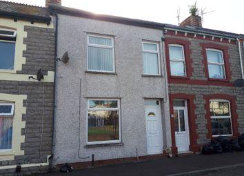 Thumbnail 3 bed terraced house for sale in Bassett Street, Barry