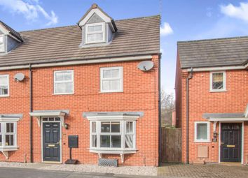 Thumbnail 3 bed town house for sale in Blueberry Way, Woodville, Swadlincote