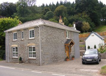 Thumbnail 3 bed detached house to rent in Erwood, Builth Wells