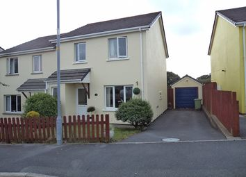 Thumbnail 3 bed semi-detached house to rent in 3 Bed House, Vineyard Vale, Saundersfoot