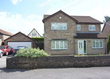 Thumbnail 4 bed detached house to rent in The Oaks, Treharris